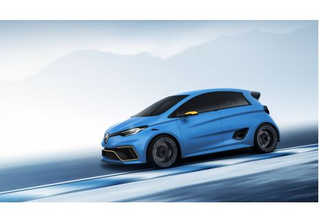 Renault ZOE e-Sport Concept Car