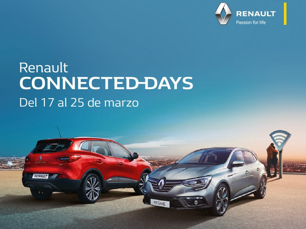 Connected Days en Renault Ros