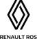 Renault Ros | Dacia Ros | Taller Renault | Taller Dacia